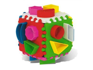 Изображение Лог. Куб бол.в пакете 01316 (Стеллар)