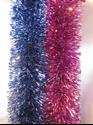 Изображение 8043 мишура , цвет микс, 1,8 метра * 9см, 902097