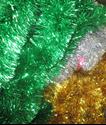 Изображение 360-102 мишура, цвет микс, 1,8 метра*9 см, 902098