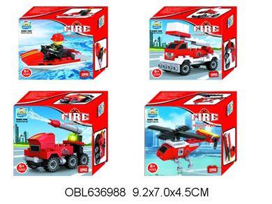 Изображение 30110 А-01-02 конструктор  дет.  в коробке, 369882