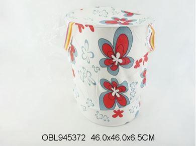 Изображение 10058-6 корзина п/игрушки (тканевая), в пакете 453724