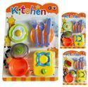 Изображение 214-3 набор посуды, на картоне 005978