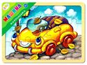 "Изображение Игра из дерева ""Каруселька. Машина"" ( Baby Step ) арт.89035"