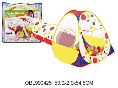 Изображение 8117 В палатка с трубой игров., в сумке 990425