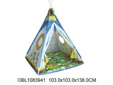 Изображение 889-187 А/В палатка, 103*103*138, в сумке 10853941