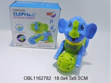 Изображение 9050 A слон на батар, в кор.1162782