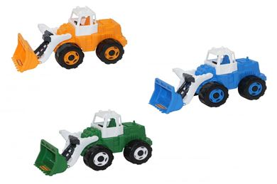 Изображение Вулкан, трактор-погрузчик, арт.52254