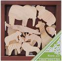 Изображение 803 Набор для творчества Животные юга Томик