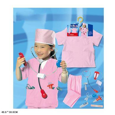 Изображение 0968-1 набор спец.одежды (доктора), в пакете 40057