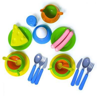 """Изображение Набор посуды """"Бранч"""" КНОПА, арт.87087"""