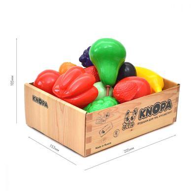"""Изображение 87048 Большой ящик """"Фрукты*овощи"""" КНОПА, арт.87048"""