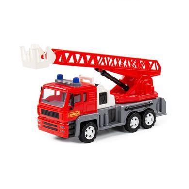 Изображение Алмаз, автомобиль-пожарный в сеточке, арт.86723