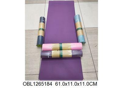 Изображение 3663 V коврик гимнастич., 61*183 см, в пак.1265184