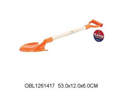 Изображение 2156 А лопата детск. с деревян. ручкой, 53 см., 1261417